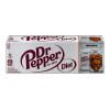 Dr Pepper Diet, 12 fl oz, 12 ct