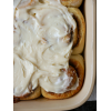 CREAM CHEESE CINNAMON ROLLS 6 CT