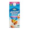Blue Diamond Almond Breeze Almondmilk Vanilla Unsweetened, 1/2 gal