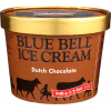 The Great Divide Blue Bell Ice Cream 1/2 gallon, 2 qts