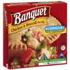 Banquet Frozen Chicken and Broccoli Pot Pie Dinner, 7 oz