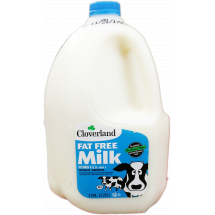 CLOVERLAND SKIM MILK GALLON