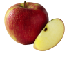 Large Honeycrisp Apples