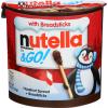 Nutella Go! Hazelnut Spread + Breadsticks, 1.8 oz