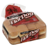 Food Club Hot Dog Buns, 8 ct