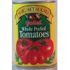 Margaret Holmes Ga-Red Whole Peeled Tomatoes, 14.5 oz