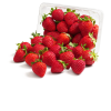 Strawberries, 16 oz