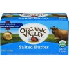 Organic Valley Salted Butter, 1 lb