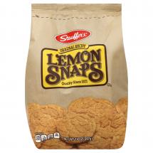 Stauffer's Lemon Snaps, 14 oz