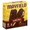 Mayfield Toffee Ice Cream Bars, 3.3 fl oz 6 ct