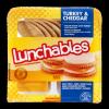 Lunchables, Turkey & Cheddar, 3.2 oz
