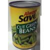 Always Save Cut Green Beans, 14.5 oz
