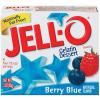JELL-O Berry Blue Flavor Gelatin Dessert, 3 oz