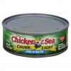 Chicken of the Sea Chunk Light Tuna in Water, 5 oz