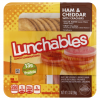 Oscar Mayer Lunchables Ham+Cheddar with Crackers Lunch Combinations, 3.2 oz