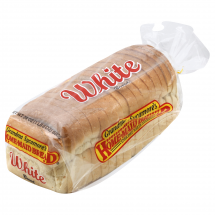 Grandma Sycamore's Enriched White Home-Maid Bread, 17 ct