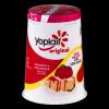 Yoplait Original Low Fat Yogurt Strawberry Cheesecake, 6 oz
