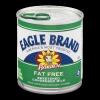 Borden Eagle Brand Fat Free Sweetened Condensed Milk, 14 oz