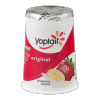 Yoplait Low Fat Yogurt Strawberry Banana, 6 oz