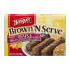 Banquet Brown'N Serve Sausage Links Maple, 6.4 oz, 10 ct