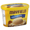 Mayfield Homemade Vanilla Flavored Ice Cream, 1.5 qt