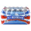 Ice Mountain Water 100% Natural Spring Water, 16.9 oz, 24 ct