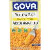 Goya Spanish Style Arroz Amarillo Yellow Rice, 7 oz