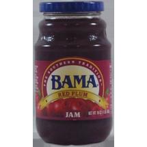 Bama Red Plum Jam,
