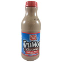 Meadow Gold TruMoo Chocolate Whole Milk, 1 pt