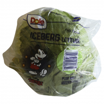 Dole Iceberg Lettuce, 1 ct