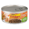 Friskies Purina Country Style Dinner Classic Pate Cat Food, 5.5 oz