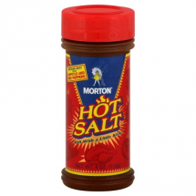 Morton Medium Heat Hot Salt, 4 oz