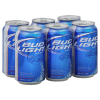 Bud Light Beer, 12 fl oz, 6 ct