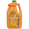 Our Family 100% Pure Orange Juice, 128 oz
