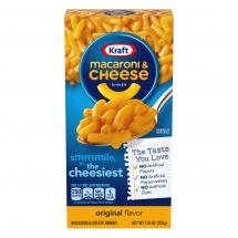 Kraft Macaroni and Cheese Original Flavor, 7.25 oz