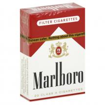 Marlboro Filter Cigarettes, 20 ct