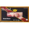 Royal Premium Quality Sliced Bacon, 12 oz