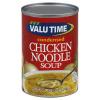 Valu Time Condensed Chicken Noodle Soup, 10.5 oz
