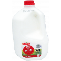 OUR FAMILY WHOLE MILK 128OZ