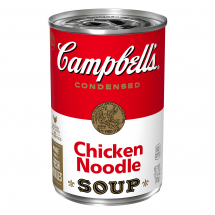 Campbell's Condensed Chicken Noodle Soup, 10.8 oz