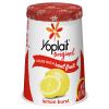 Yoplait Original Low Fat Yogurt Lemon Burst, 6 oz
