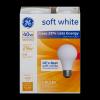 GE Energy Efficient Soft White 29 Watt General Purpose Halogen Bulb, 4 ct