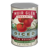 Muir Glen Fire Roasted Diced Tomatoes, 15 oz