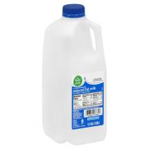Food Club Milk, 0.5 Gal
