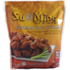 Su Ming General Tso's Chicken Teady-to-Cook Popcorn Fritters & Sauce, 24 oz