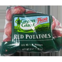 Green Giant Fresh Red Potatoes US No. 1 (1'' Minimum), 5 lb