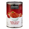 Essential Everyday Petite Diced Tomatoes, 14.5 oz