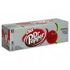 Dr. Pepper Diet Cherry, 12 fl oz 12 ct