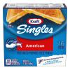 Kraft Singles American, 12 oz, 16 ct