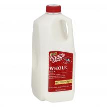 Prairie Farms  Milk, Half Gallon